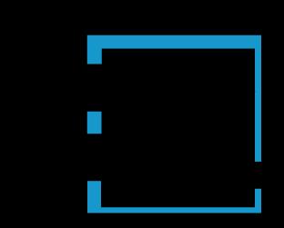 Планировка Однокомнатная квартира площадью 34.8 кв.м в ЖК «ЖК Итальянский квартал»