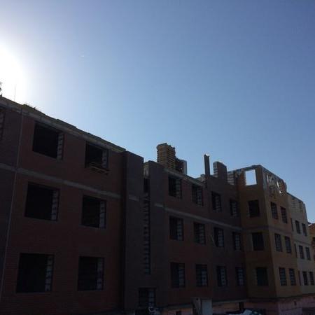Готовность объекта Итальянский квартал фото за сентябрь 2017