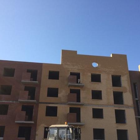 Этапы строительства комплекса Итальянский квартал сентябрь 2017