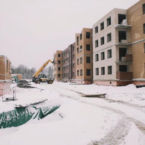 Ход строительства Итальянский квартал корпус 6.3