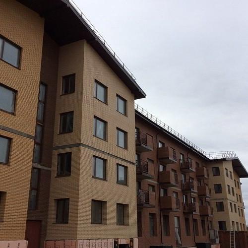 Ход строительства Итальянский квартал корпус 2.7