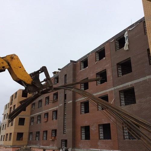Ход строительства Итальянский квартал корпус 6.1