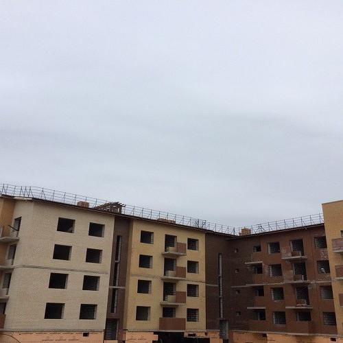 Ход строительства Итальянский квартал корпус 4.6
