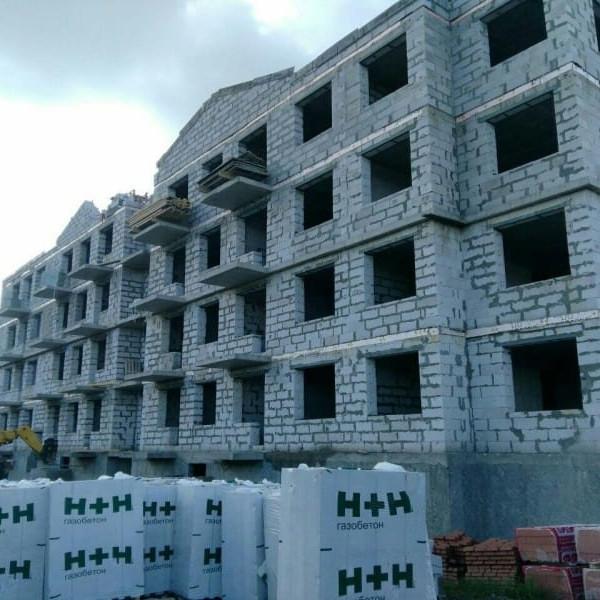 Строительство в Петербурге ЖК Итальянский квартал
